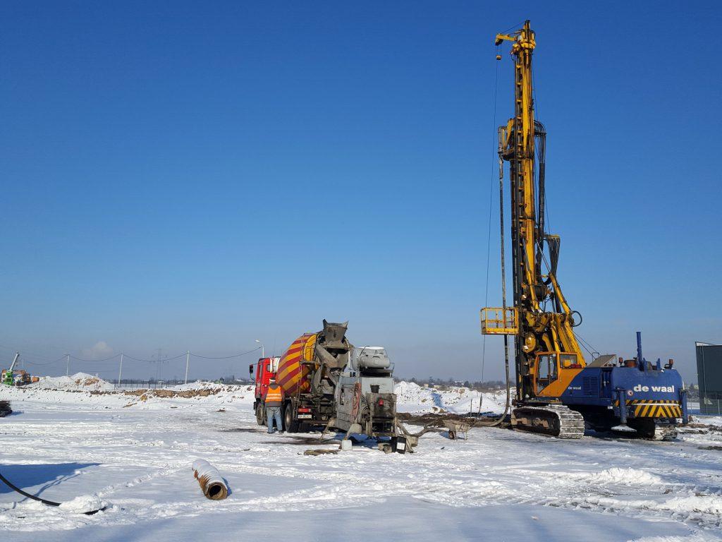 Obsługa budowy i pomiary geodezyjne w Żorach