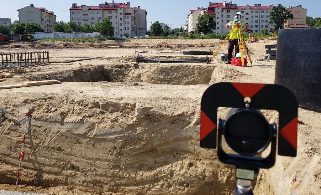 Firma GeoTec wykonuje profesjonalne pomiary geodezyjne na Śląsku